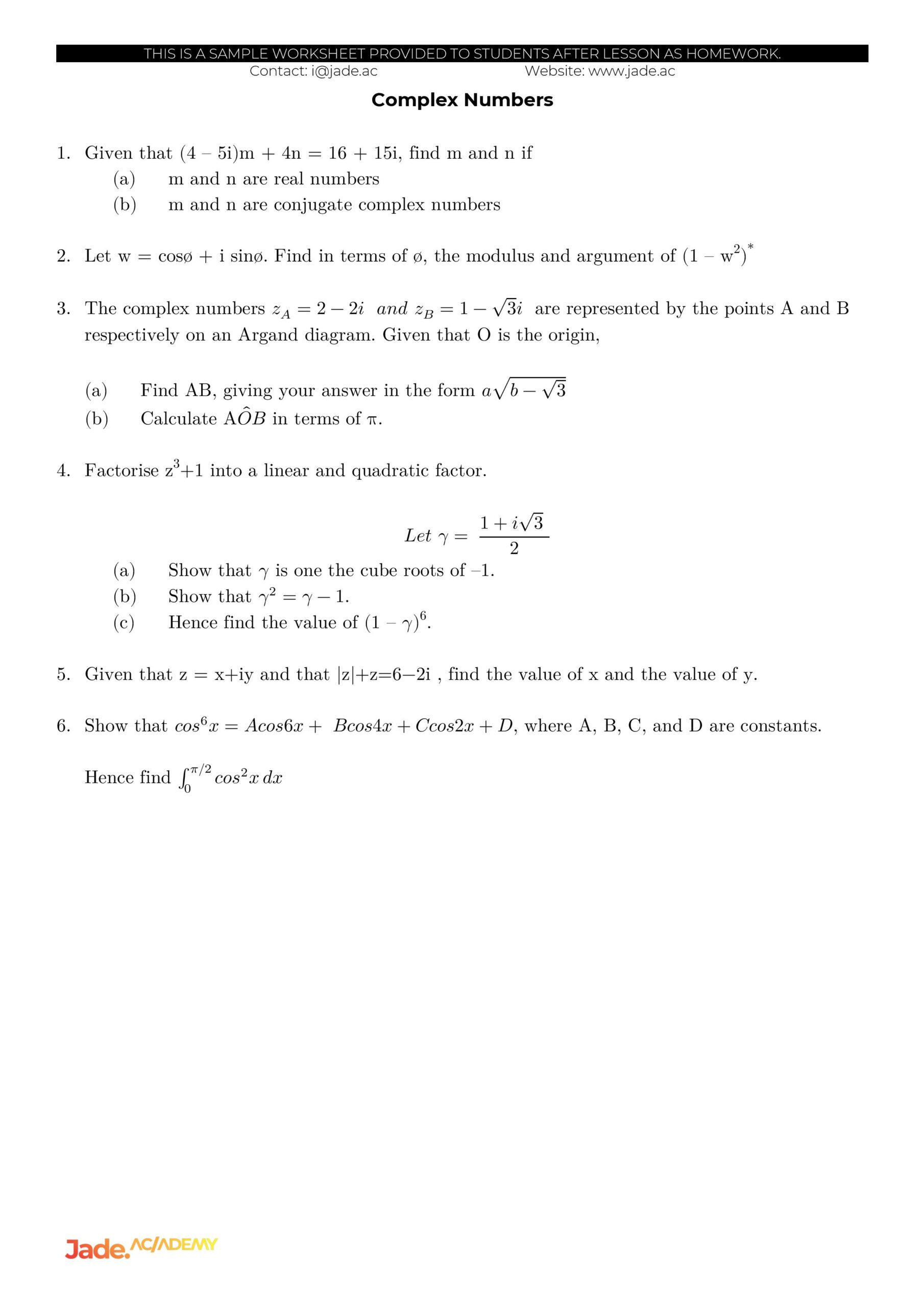 JA Sample Worksheet-page-001